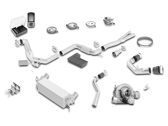 Borla Turbocharger Upgrade Kit (15-16 EcoBoost)