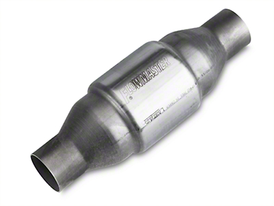 Flowmaster 200 Series High Flow Catalytic Converter - 2 in. Inlet/Outlet (79-95 All)