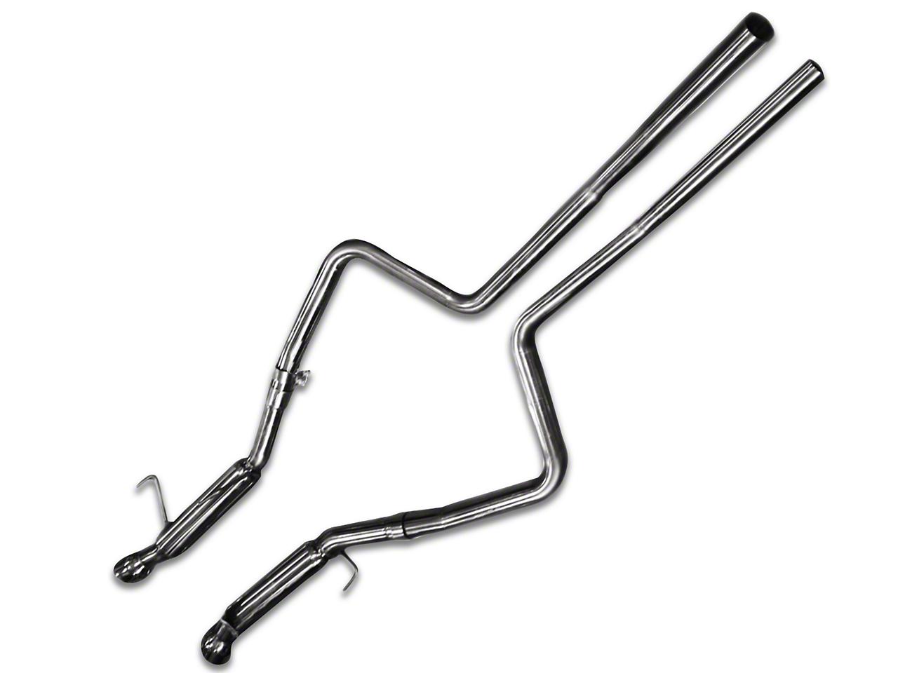 Kooks 2.5 in. Cat-Back Exhaust (2010 GT, GT500)