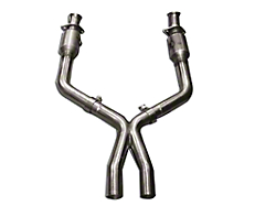 Saleen Mustang S281 Center Exhaust 06-2102-C12385C (05-09