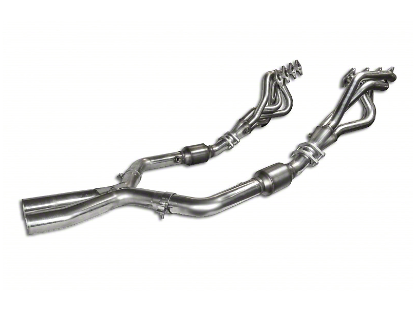 Kooks 1-5/8 in. Long Tube Headers & Catted X-Pipe Combo (05-10 GT)