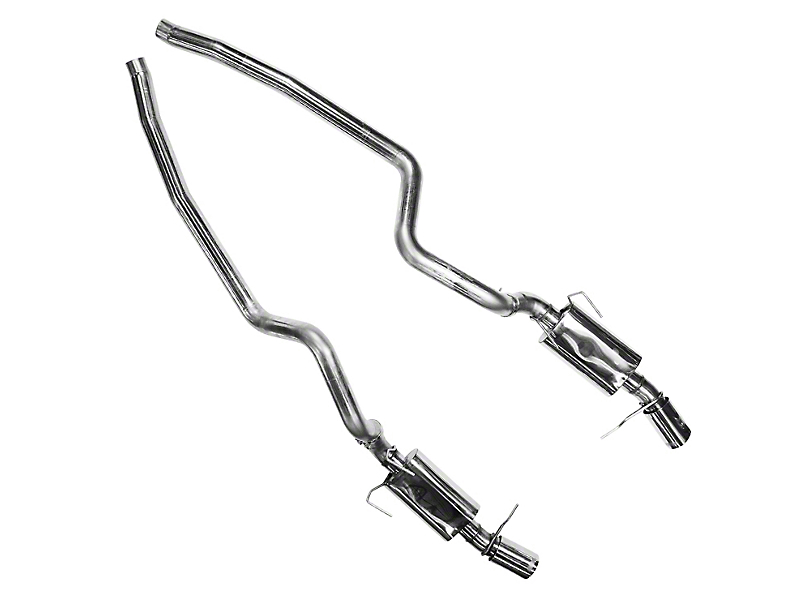 Kooks Full 3 in. Cat-Back Exhaust (05-09 GT, GT500)