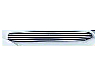 T-REX Billet Hood Scoop Insert - Polished (99-02 GT)