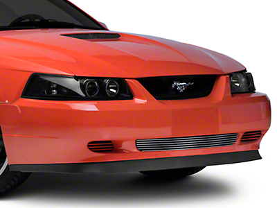 T-REX Polished Billet Lower Grille (99-04 All)