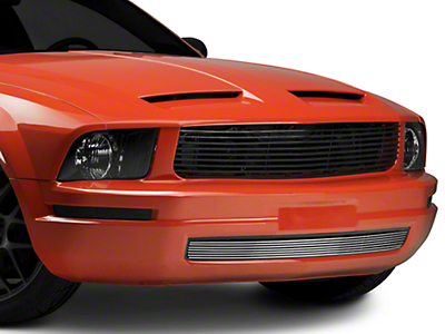 T-REX Polished Billet Lower Grille (05-09 V6)
