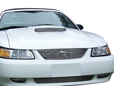 T-REX Polished Billet Pony Delete Upper Grille (99-04 All)
