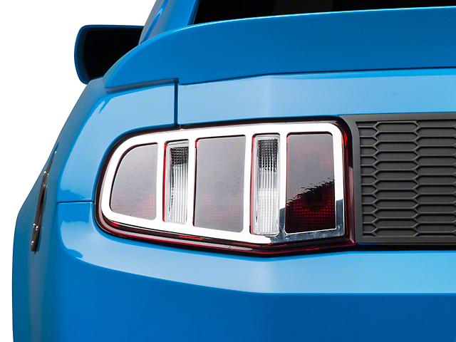 T-REX T1 Series Tail Light Trim - Polished (10-12 All)