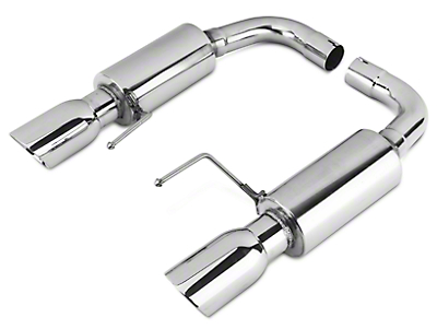Nxt Step Performance Axle-Back Exhaust (15-17 GT)