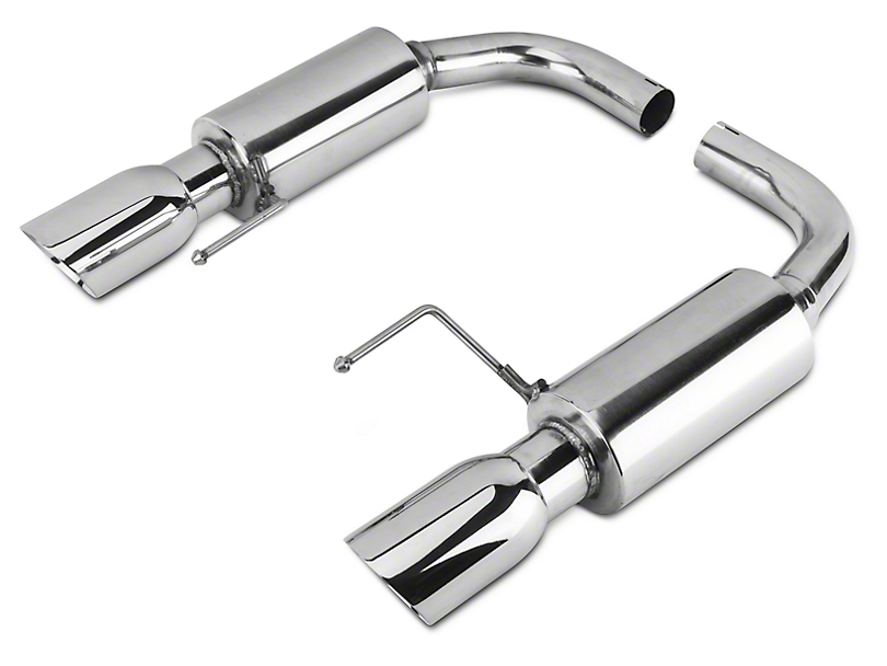 Nxt Step Performance Axle-Back Exhaust (15-18 EcoBoost)