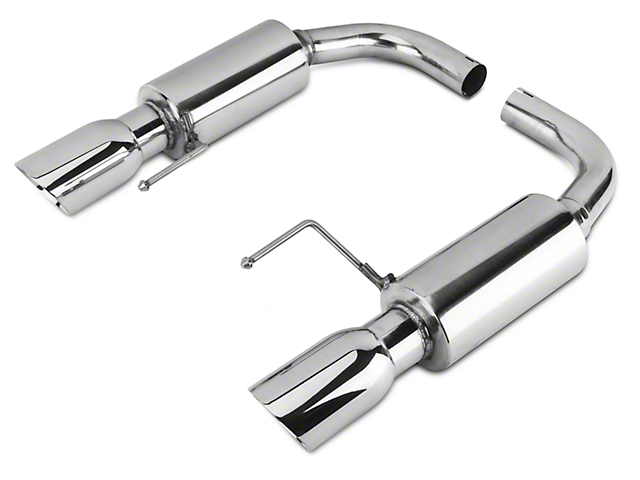 Axle-Back Exhaust (15-17 V6)