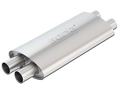 Borla Touring Resonator Muffler (15-17 V6)