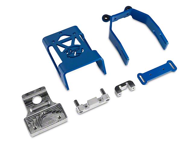 Blowfish V2 Manual Transmission Shifter Support Bracket - TR6060 (07-14 GT500)