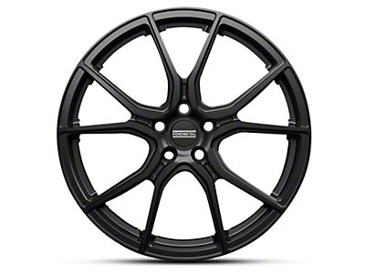 Fondmetal 191GB Gloss Black Wheel - 20x10.5 (15-18 GT, EcoBoost, V6)