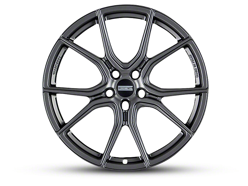 Fondmetal 191GB Gloss Black Wheel - 20x9 (05-14 All)