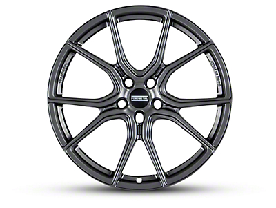 Fondmetal 191GB Gloss Black Wheel - 20x9 (05-14 All)