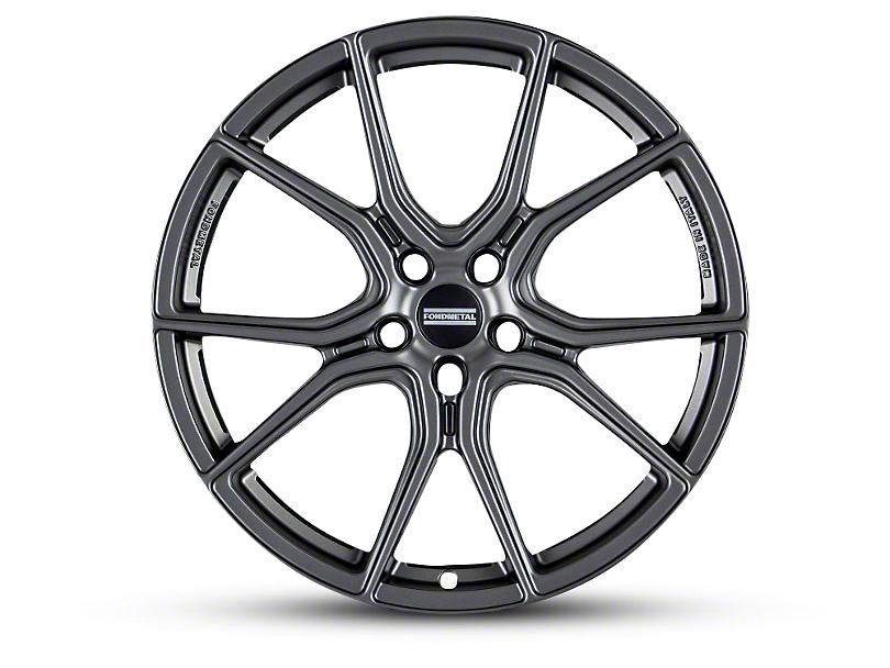 Fondmetal 191GT Gloss Titanium Wheel; 20x9 (10-14 All)