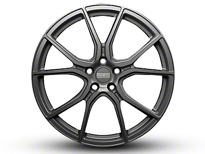 Fondmetal 191GT Gloss Titanium Wheel - 20x10.5 (15-18 All)