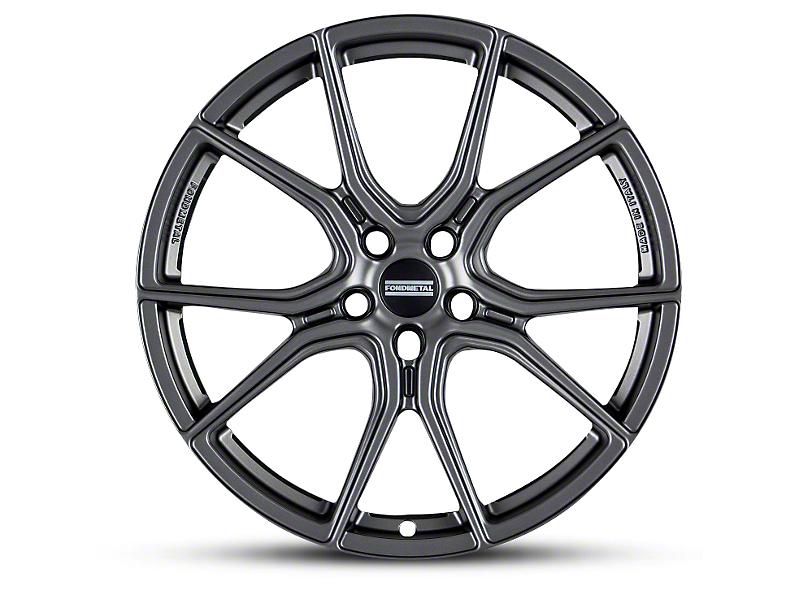 Fondmetal 191GT Gloss Titanium Wheel - 20x9 (05-14 All)