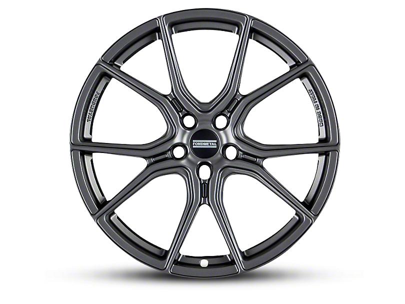 Fondmetal 191GT Gloss Titanium Wheel - 20x9 (15-19 All)