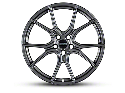 Fondmetal 191GT Gloss Titanium Wheel - 20x9 (15-18 All)