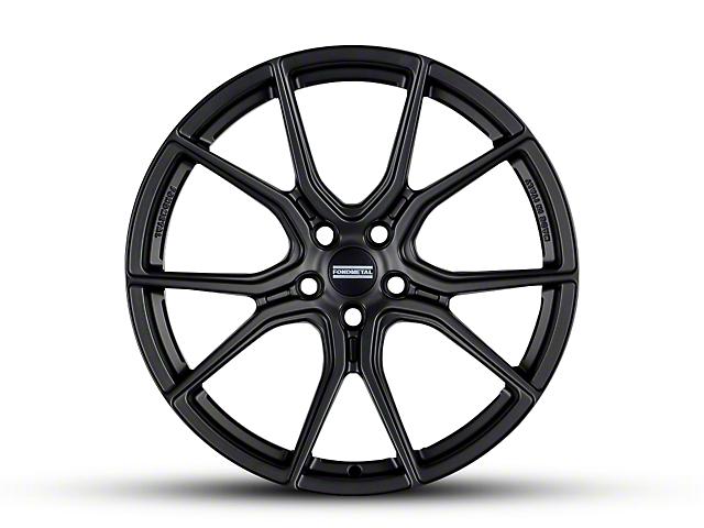 Fondmetal 191MB Matte Black Wheel - 20x10.5 - Rear Only (05-14 All)