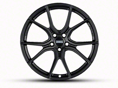 Fondmetal 191MB Matte Black Wheel - 20x10.5 (15-17 All)