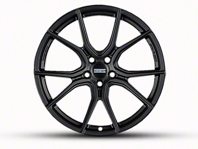 Fondmetal 191MB Matte Black Wheel - 20x9 (15-18 All)