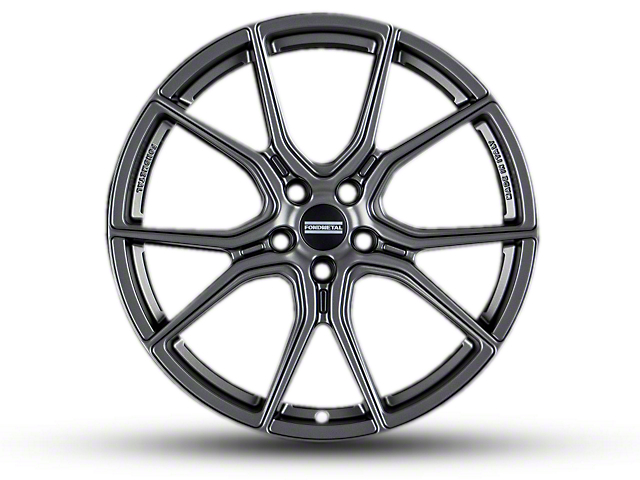 Fondmetal 191MT Matte Titanium Wheel - 20x10.5 (15-17 All)