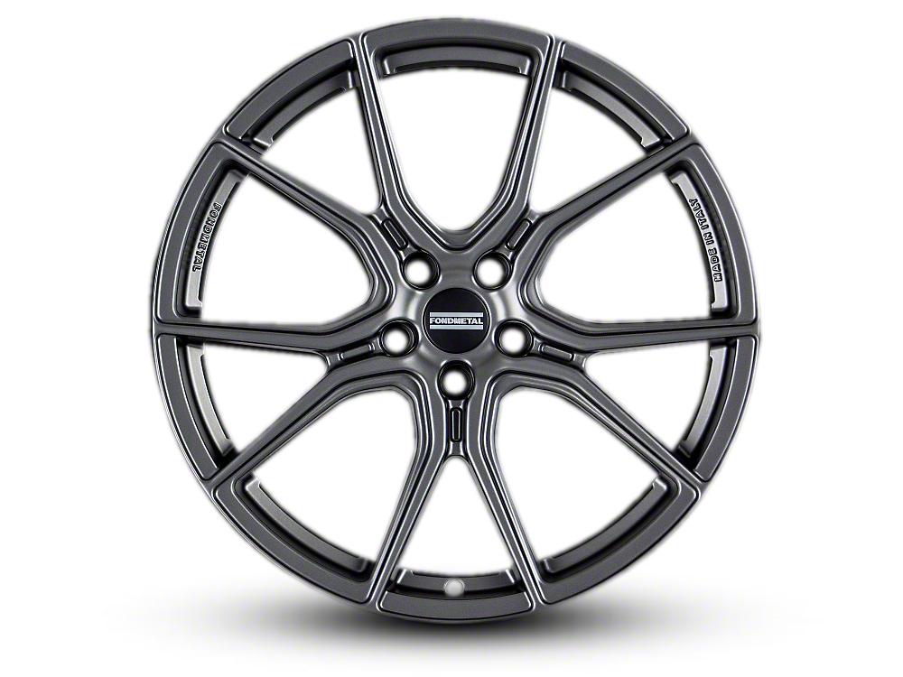 Fondmetal 191MT Matte Titanium Wheel - 20x9 (05-14 All)