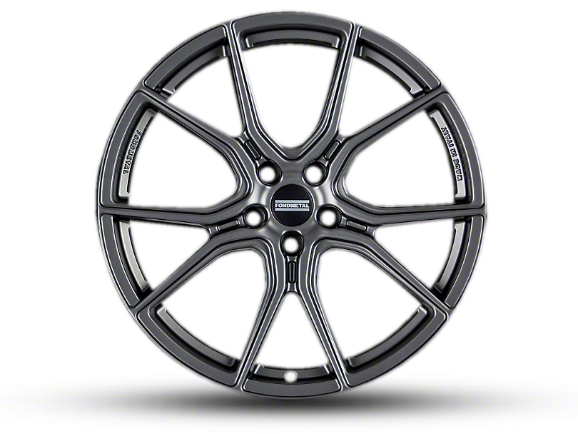 Fondmetal 191MT Matte Titanium Wheel - 20x9 (15-18 All)