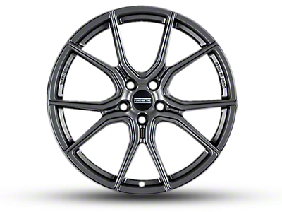 Fondmetal 191MT Matte Titanium Wheel - 20x9 (15-17 All)