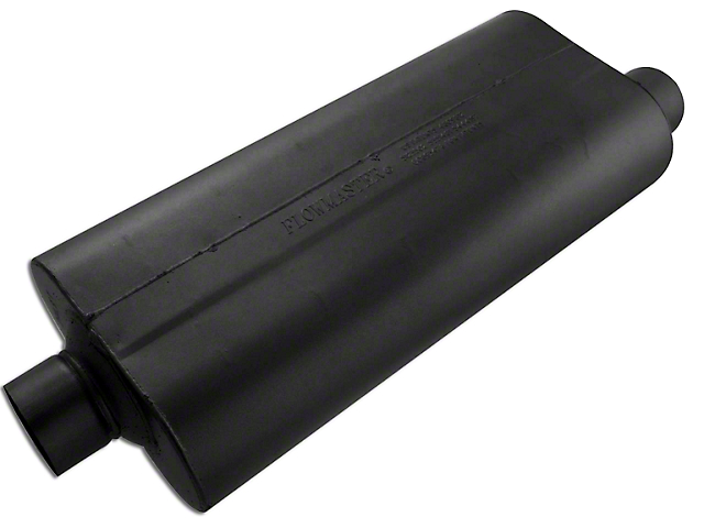Flowmaster 70 Series Center/Offset Oval Muffler - 3.0 in. (79-04 All, Excluding 99-04 Cobra)