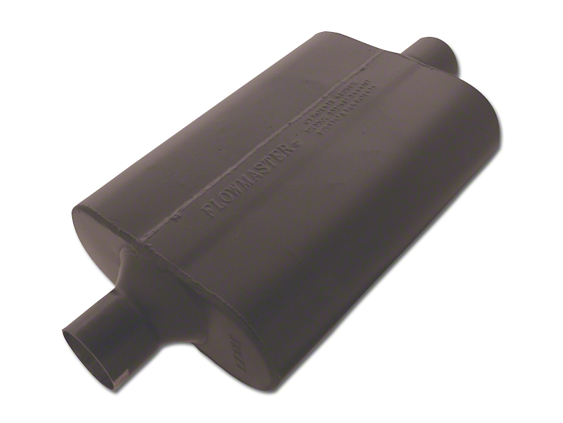 Flowmaster Super 44 Series Center/Center Muffler - 2.25 in. (79-04 All, Excluding 99-04 Cobra)