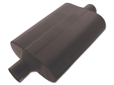 Flowmaster Super 44 Series Center/Center Muffler - 2.25 in. (79-04 All, Excluding 99-04 Cobra)