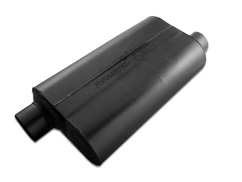 Flowmaster Super 50 Series Offset/Offset Oval Muffler - 3.0 in. (Universal Fitment)