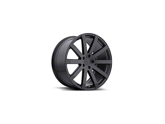 TSW Brooklands Matte Black Wheel - 20x8.5 (05-14 All)
