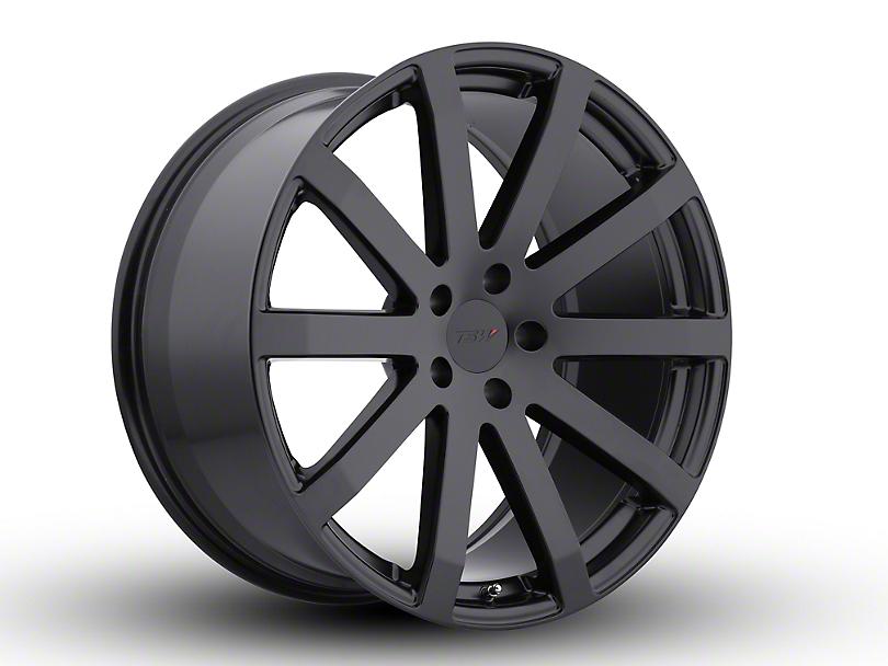 TSW Brooklands Matte Black Wheel - 20x8.5 (15-19 All)