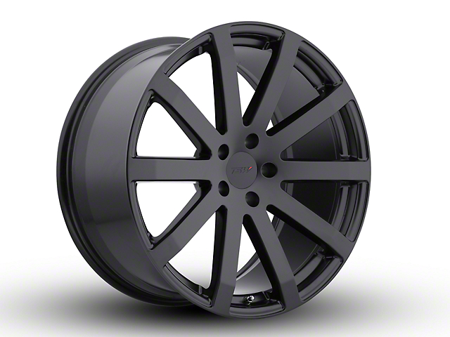 TSW Brooklands Matte Black Wheel - 20x8.5 (15-18 All)