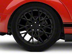 TSW Sebring Matte Black Wheel; Rear Only; 20x10 (05-09 GT, V6)