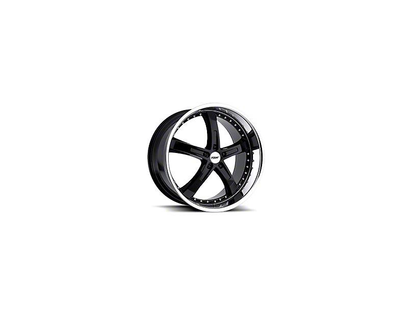 TSW Jarama Gloss Black Wheel - 19x8 (05-14 Standard GT, V6)
