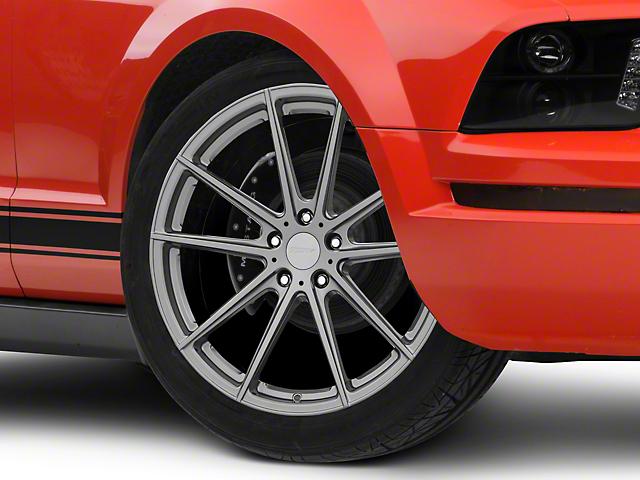 TSW Bathurst Gloss Gunmetal Wheel - 20x9 (05-14 All)