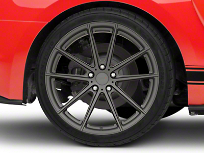 TSW Bathurst Gloss Gunmetal Wheel - 20x10 (15-18 All)