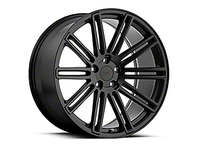 TSW Crowthorne Matte Black Wheel - 20x8.5 (15-19 All)