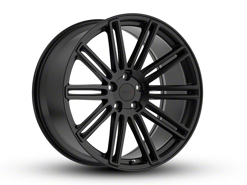 TSW Crowthorne Matte Black Wheel - 20x10 - Rear Only (15-20 GT, EcoBoost, V6)