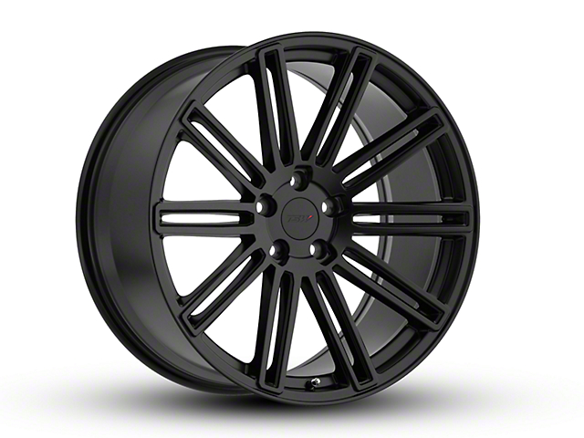TSW Crowthorne Matte Black Wheel; Rear Only; 20x10 (15-21 GT, EcoBoost, V6)
