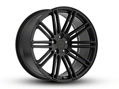 TSW Crowthorne Matte Black Wheel - 20x10 (15-19 All)
