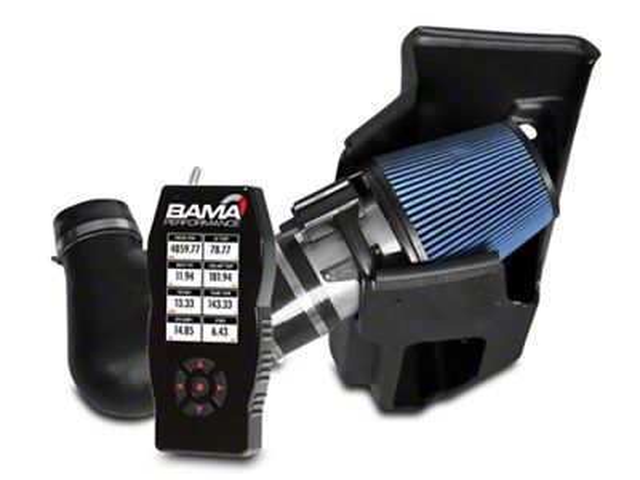 Bama PMAS Velocity Cold Air Intake & Bama X4 Tuner (15-17 GT)