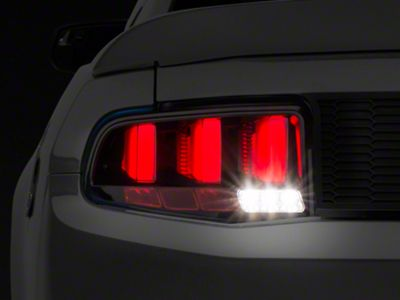Raxiom Vector Tail Lights - Red Diffusers (10-12 All)