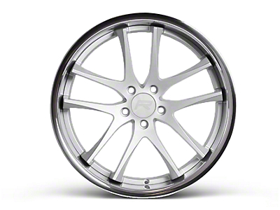 Rovos Staggered Cape Town Satin Silver Wheel & Nitto INVO Tire Kit - 18x9/10.5 (94-04 All)