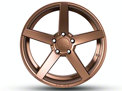 Rovos Staggered Durban Satin Bronze Wheel & Nitto INVO Tire Kit - 18x9/10.5 (94-04 All)